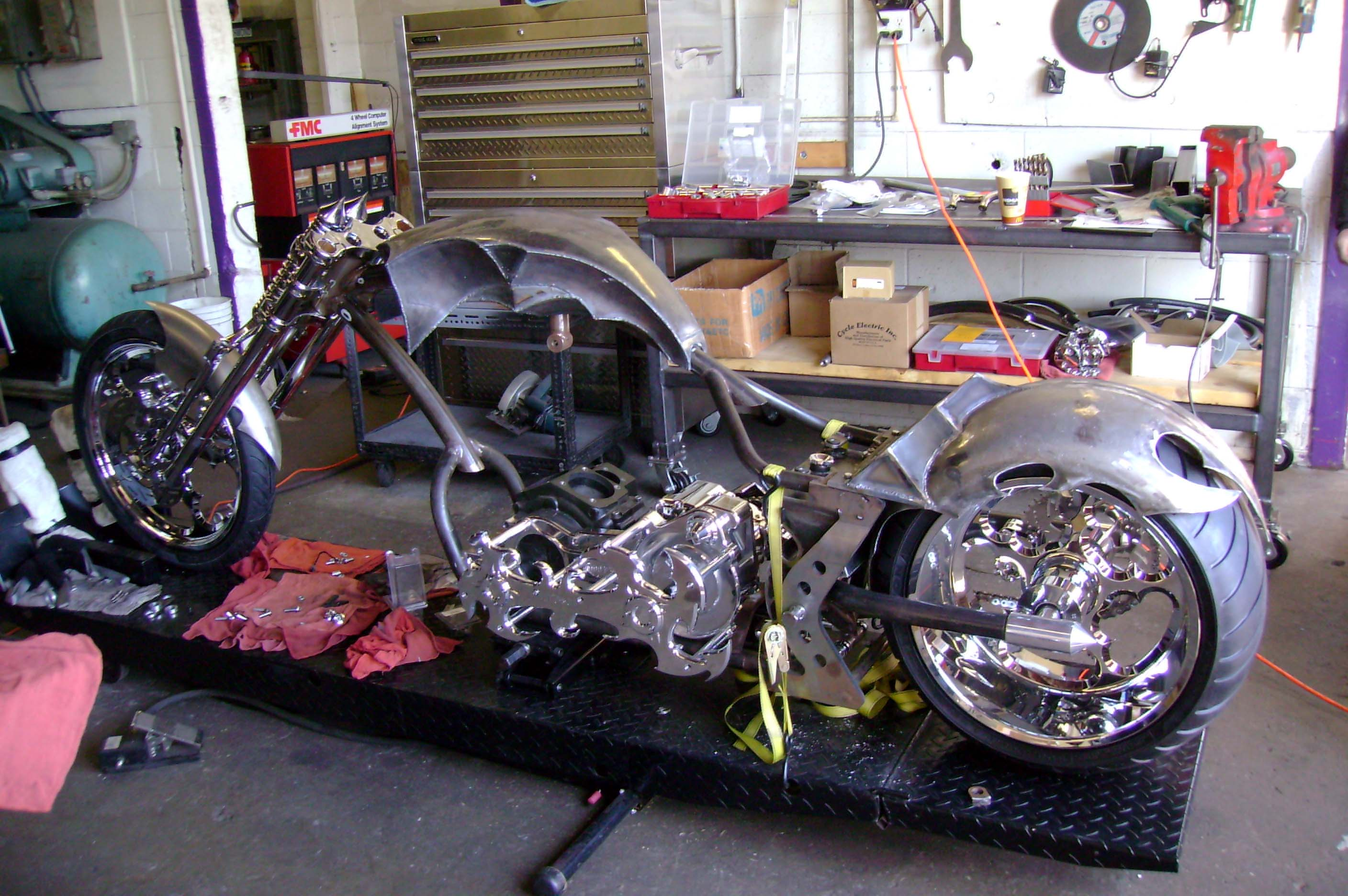 Custom Pro Street Choppers 2816 x 1872 · 429 kB · jpeg