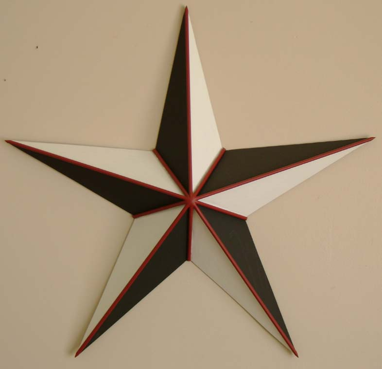Metal star wall decor roselawnlutheran - Stars for walls decorating ...